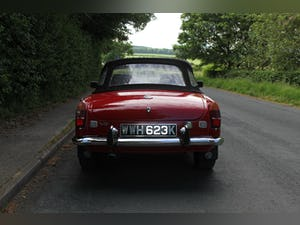 1972 MGB V8 Roadster Automatic - Uprated For Sale (picture 5 of 16)