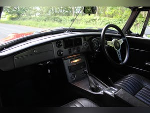 1972 MGB V8 Roadster Automatic - Uprated For Sale (picture 11 of 16)