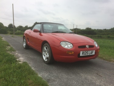 Picture of 1997 MGF VVC 1.8 For Sale
