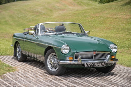 Picture of 1970 MG B Roadster For Sale by Auction