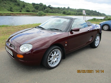 Picture of 2000 Mgf 75th anniversary For Sale