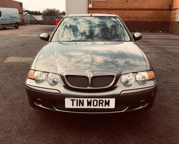 Picture of 2003 MG ZS 1.8 Petrol, Manual 5 door hatch VGC For Sale