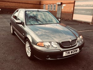 2003 MG ZS 1.8 Petrol, Manual 5 door hatch VGC For Sale (picture 2 of 12)