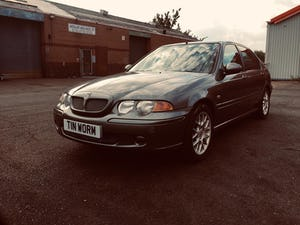 2003 MG ZS 1.8 Petrol, Manual 5 door hatch VGC For Sale (picture 3 of 12)