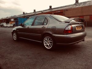 2003 MG ZS 1.8 Petrol, Manual 5 door hatch VGC For Sale (picture 7 of 12)