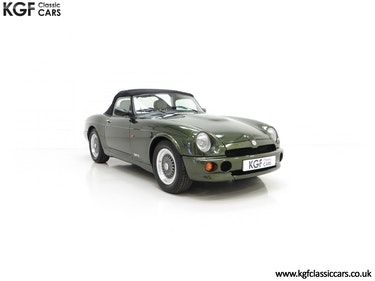 Picture of 1994 A MG RV8 in Stunning Condition and just 17,087 Miles For Sale