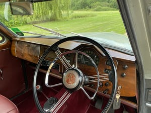 1958 MG Magnette 1500 - Sorry Deposit Now Paid For Sale (picture 9 of 12)