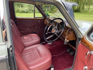 1958 MG Magnette 1500 - Sorry Deposit Now Paid For Sale (picture 5 of 12)