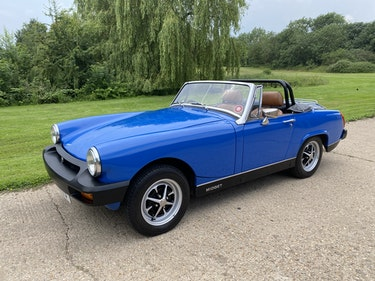 Picture of 1977 (S) MG Midget 1500 For Sale