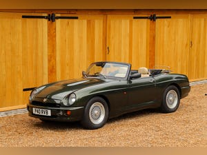 MG RV8, 1996.  5 Speed Manual.  3950cc.  Woodcote Green For Sale (picture 1 of 12)