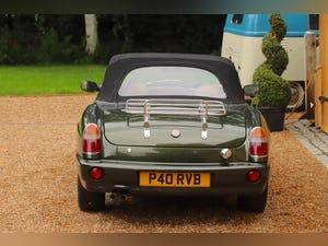 MG RV8, 1996.  5 Speed Manual.  3950cc.  Woodcote Green For Sale (picture 2 of 12)