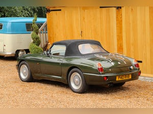 MG RV8, 1996.  5 Speed Manual.  3950cc.  Woodcote Green For Sale (picture 3 of 12)