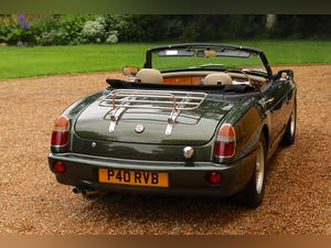 MG RV8, 1996.  5 Speed Manual.  3950cc.  Woodcote Green For Sale (picture 4 of 12)