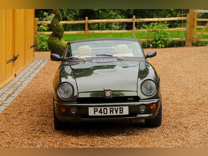 MG RV8, 1996.  5 Speed Manual.  3950cc.  Woodcote Green For Sale (picture 5 of 12)