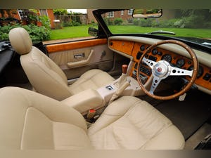 MG RV8, 1996.  5 Speed Manual.  3950cc.  Woodcote Green For Sale (picture 6 of 12)
