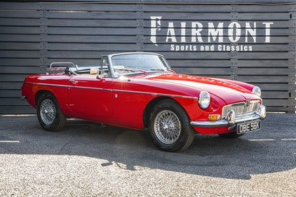 Picture of 1972 MG MGB Roadster - high-quality restoration For Sale