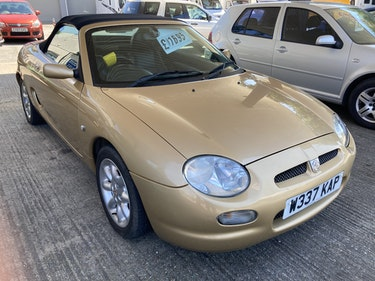 Picture of 2000 MGF 1.8i Low Miles For Sale