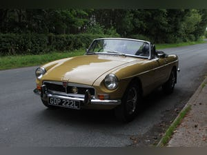 1972 MGB Roadster - Superb Throughout For Sale (picture 3 of 19)