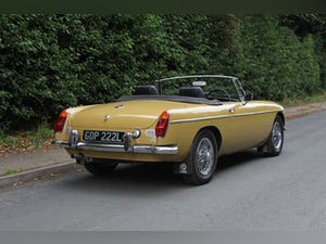 1972 MGB Roadster - Superb Throughout For Sale (picture 6 of 19)