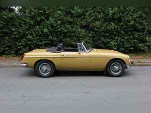 1972 MGB Roadster - Superb Throughout For Sale (picture 7 of 19)