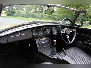 1972 MGB Roadster - Superb Throughout For Sale (picture 11 of 19)
