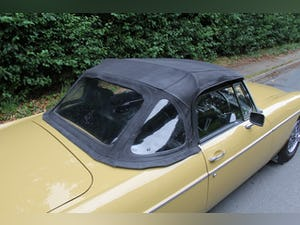 1972 MGB Roadster - Superb Throughout For Sale (picture 18 of 19)