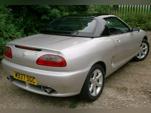 MGF STEPTRONIC (Automatic) Registered 2000 For Sale (picture 1 of 5)
