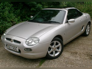 MGF STEPTRONIC (Automatic) Registered 2000 For Sale (picture 3 of 5)