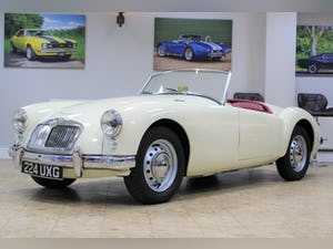 1957 MGA 1500 MK1 Roadster 5 Speed Manual - Fully Restored For Sale (picture 1 of 25)