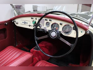 1957 MGA 1500 MK1 Roadster 5 Speed Manual - Fully Restored For Sale (picture 9 of 25)
