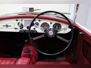 1957 MGA 1500 MK1 Roadster 5 Speed Manual - Fully Restored For Sale (picture 14 of 25)