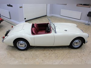 1957 MGA 1500 MK1 Roadster 5 Speed Manual - Fully Restored For Sale (picture 16 of 25)