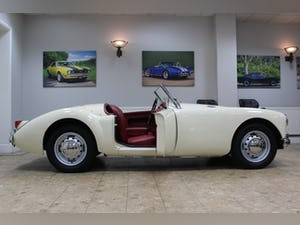 1957 MGA 1500 MK1 Roadster 5 Speed Manual - Fully Restored For Sale (picture 5 of 25)
