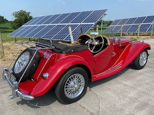 1954 MG TF, restored For Sale (picture 3 of 12)
