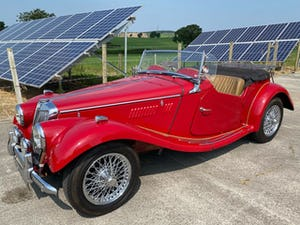 1954 MG TF, restored For Sale (picture 5 of 12)