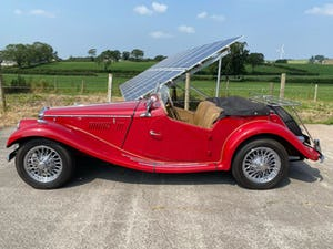 1954 MG TF, restored For Sale (picture 6 of 12)