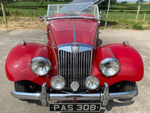 1954 MG TF, restored For Sale (picture 7 of 12)