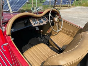 1954 MG TF, restored For Sale (picture 10 of 12)
