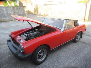 1975 Mot and Taxed exempt MG Midget For Sale (picture 3 of 11)