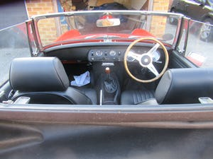 1975 Mot and Taxed exempt MG Midget For Sale (picture 5 of 11)