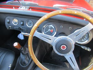 1975 Mot and Taxed exempt MG Midget For Sale (picture 7 of 11)