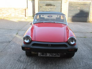1975 Mot and Taxed exempt MG Midget For Sale (picture 11 of 11)