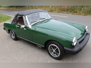 1979 MG Midget 1500 cc Open Two Seat Sports Car For Sale (picture 2 of 12)