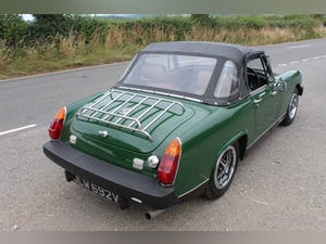 1979 MG Midget 1500 cc Open Two Seat Sports Car For Sale (picture 3 of 12)