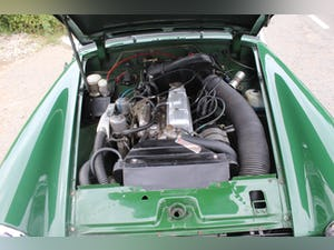 1979 MG Midget 1500 cc Open Two Seat Sports Car For Sale (picture 4 of 12)