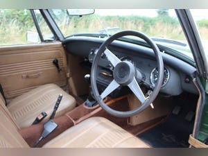 1979 MG Midget 1500 cc Open Two Seat Sports Car For Sale (picture 5 of 12)
