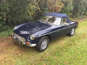 1973 MGB Roadster For Sale (picture 1 of 12)
