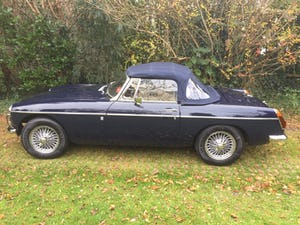 1973 MGB Roadster For Sale (picture 12 of 12)