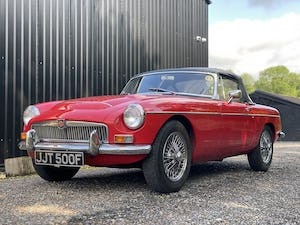 1968 MGC Roadster For Sale (picture 2 of 12)