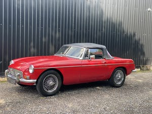 1968 MGC Roadster For Sale (picture 8 of 12)